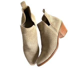 Sigerson Morrison Belle Suede Leather Booties
